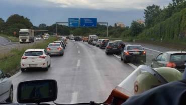 Neuer Kraftfahrer in Kalbach