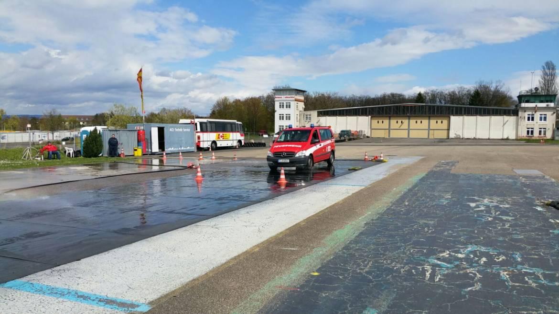 Fahrsicherheitstraining für Jugendwarte und Betreuer