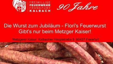 Flori´s Feuerwurst