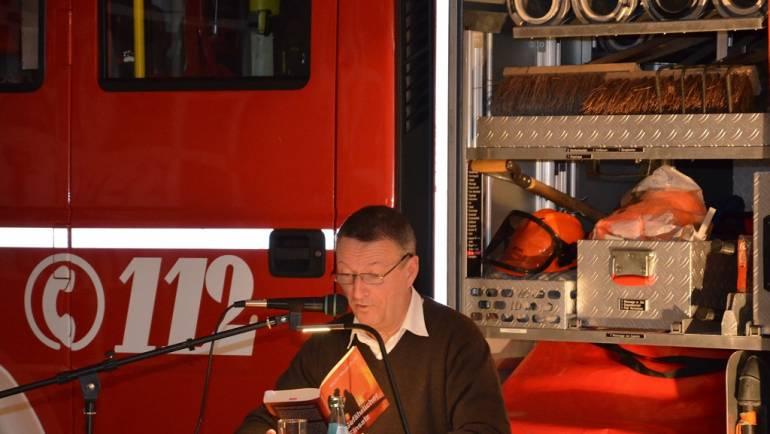 Der Autor Martin Meyer- Pyritz war zu Gast in Kalbach