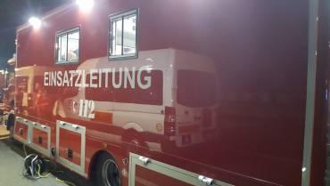 <center>Tag der Feuerwehr Kalbach vs. Evakuierung…</center>